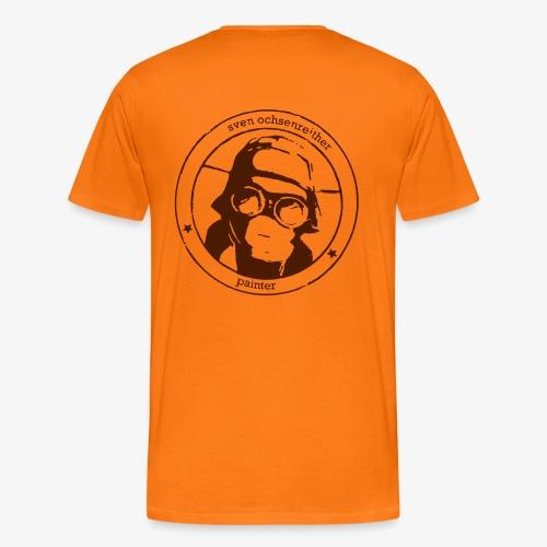 Seal Ochsenreither - Männer Premium T-Shirt
