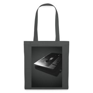 shadow tape: black - Tote Bag