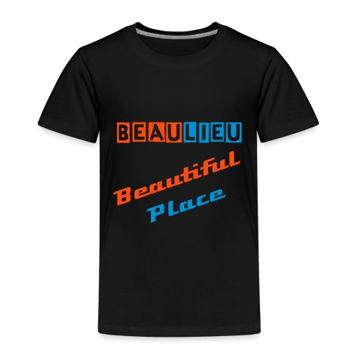 Beaulieu Childrens T-Shirt - Kids' Premium T-Shirt