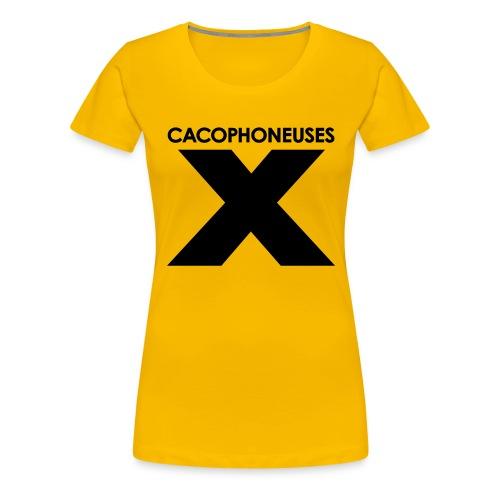 Crazy sun - Women's Premium T-Shirt