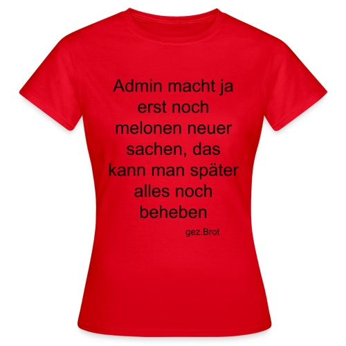 Best of Brot - Frauen T-Shirt