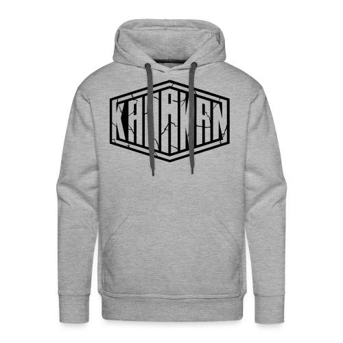 Herren Hoodie  / Kanakan Logo - Männer Premium Hoodie