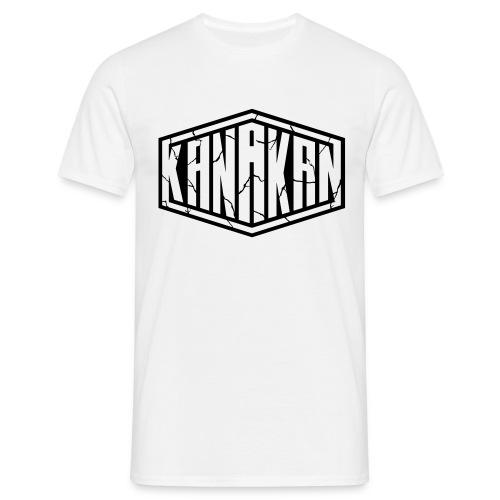 Herren T-Shirt / Kanakan Logo - Männer T-Shirt