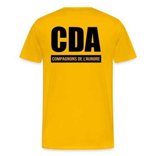 CDA / PXR 1 - T-shirt Premium Homme