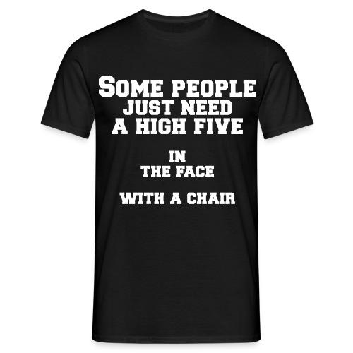 High Five - Men's T-Shirt