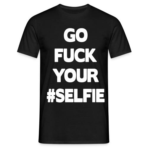 Selfie - Men's T-Shirt