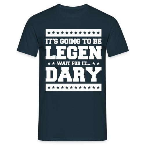 Legendary - Men's T-Shirt