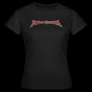T-Shirts ~ Frauen T-Shirt ~ T-Shirt Logo Suchtpotenzial