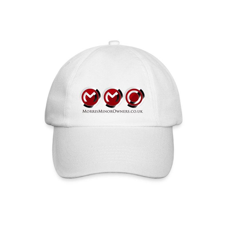 Cap White - Baseball Cap