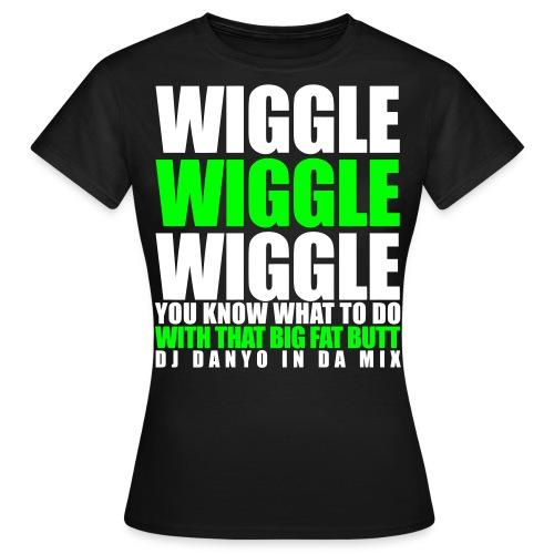 Wiggle - Girls - Frauen T-Shirt