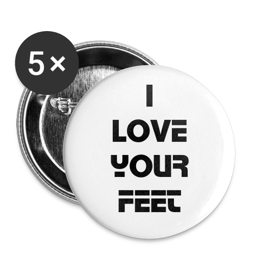 SUMMER2 - Buttons large 2.2''/56 mm(5-pack)