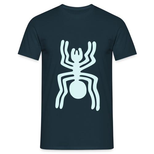 Nazca Spinne, reflex - Männer T-Shirt
