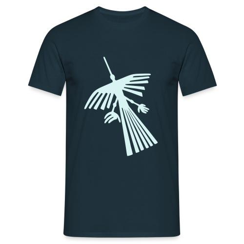 Nazca Condor, reflex - Männer T-Shirt