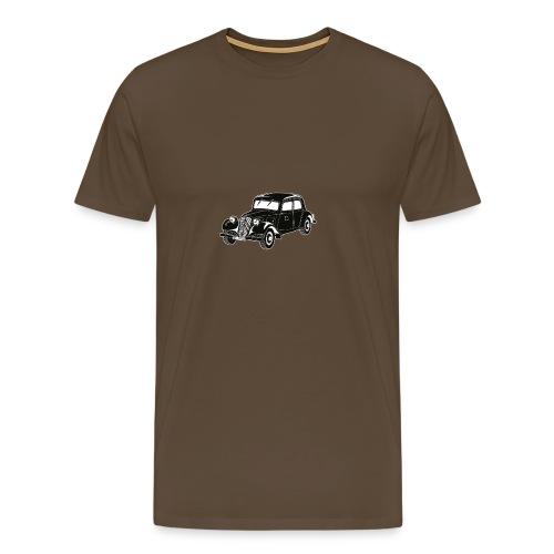 Traction T-Shirt (Green) - Men's Premium T-Shirt