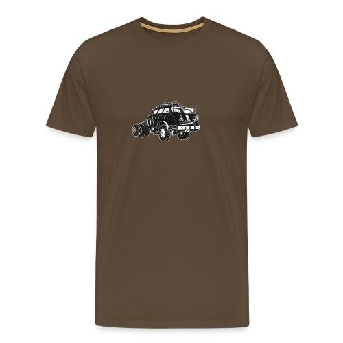 M26 Dragon Wagon T-Shirt (Green) - Men's Premium T-Shirt