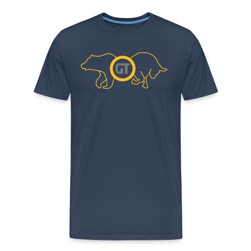 Bulle & Bär T-Shirt - Männer Premium T-Shirt