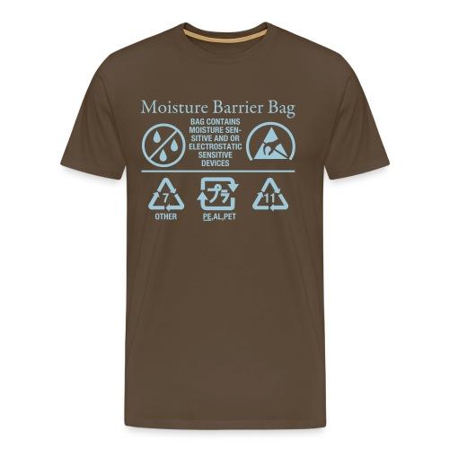 WRZ_57_Bag - Männer Premium T-Shirt