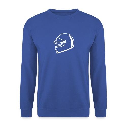 Racing Helmet - Sweat-shirt Homme