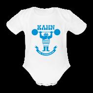 Baby Bodysuits ~ Baby Bodysuit ~ Kahn the Strongman