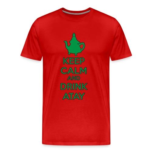Atay - Men's Premium T-Shirt