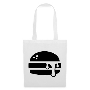 Hamburger Me! Logo Tote bag - Tote Bag