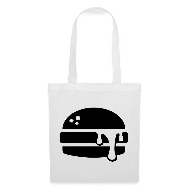 Hamburger Me! Logo Tote bag