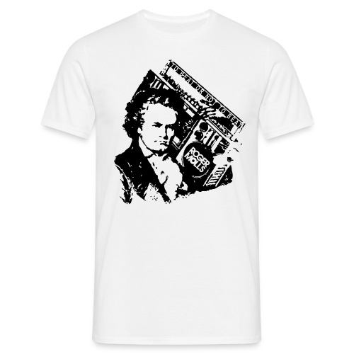 Gheetoven - T-shirt Homme