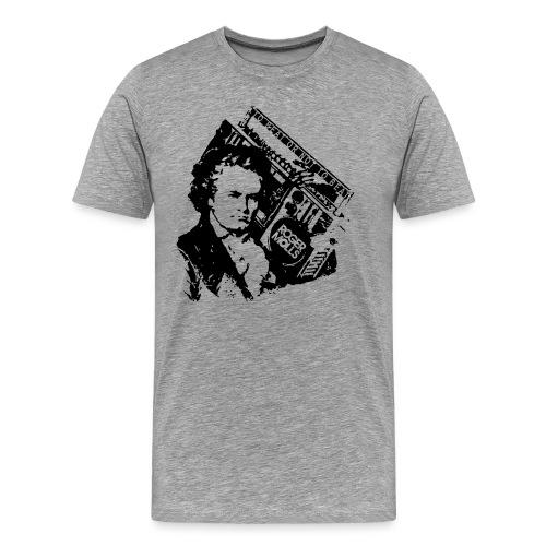 Gheetoven - T-shirt Premium Homme