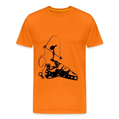 Just Climb 2 - T-shirt Premium Homme