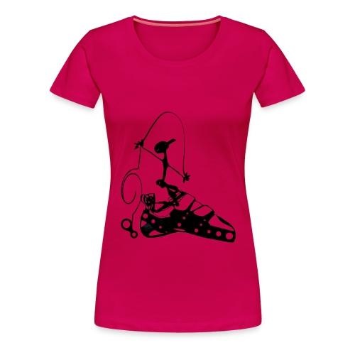 Just Climb 2 version femme - T-shirt Premium Femme