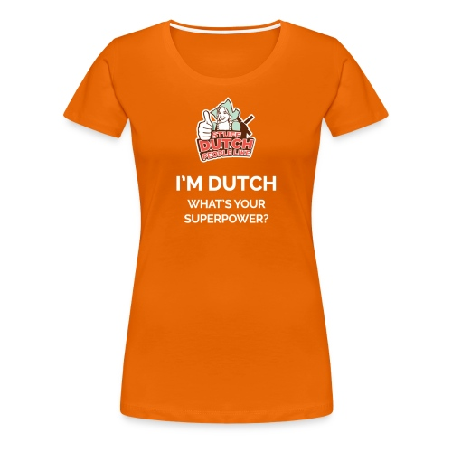 What's your superpower? - Women's Premium T-Shirt