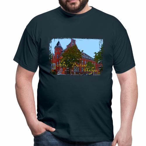Altes Postamt Uelzen - Männer T-Shirt