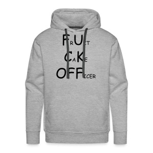 FRUITCAKE OFFICER - Men's Premium Hoodie
