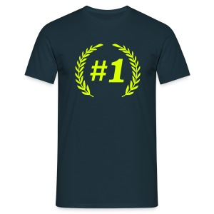 Number one - T-shirt Homme