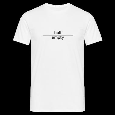 half empty (tazze & borse)