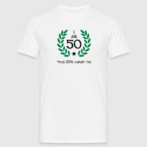 60 - 50 plus tax - T-shirt herr