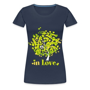 Frauen T-Shirt In Love - Frauen Premium T-Shirt