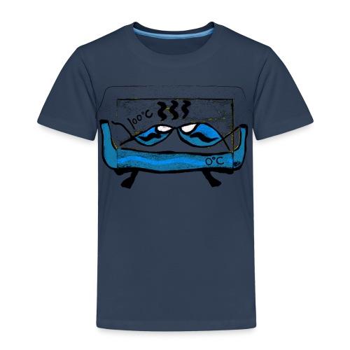 100 Grad - Kinder Premium T-Shirt