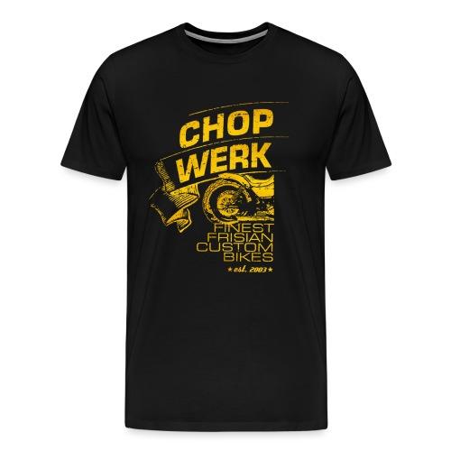 CHOPWERK // VOL.2  - Männer Premium T-Shirt