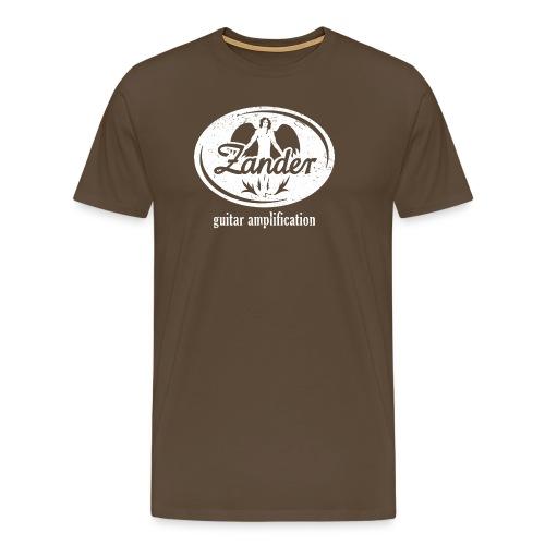 ZANDER // G.A.  - Männer Premium T-Shirt