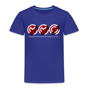 Kids Premium T-Shirt Royal Blue - Kids' Premium T-Shirt