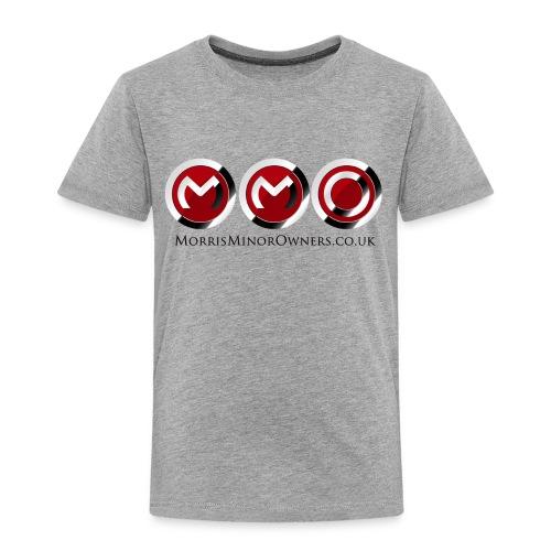 Kids Premium T-Shirt Heather Grey - Kids' Premium T-Shirt