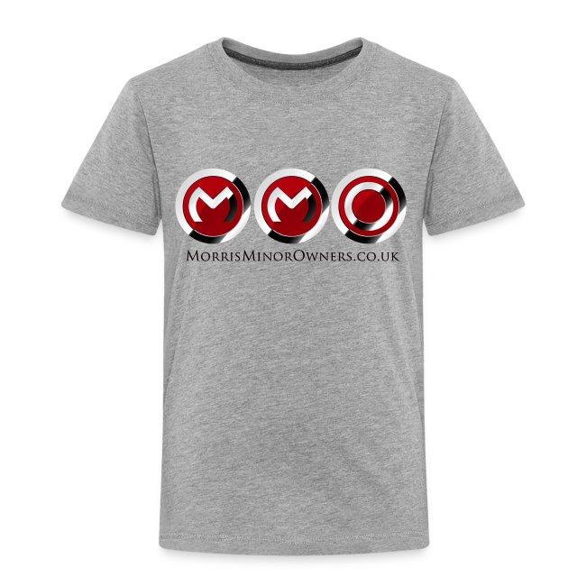 Kids Premium T-Shirt Heather Grey