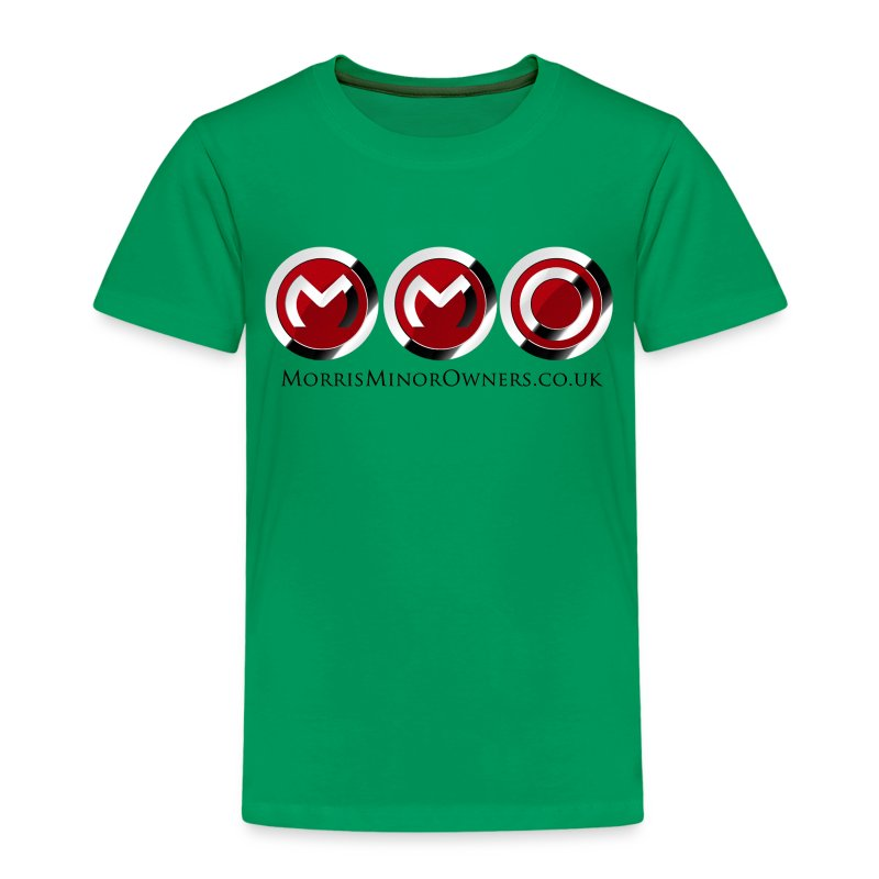 Kids Premium T-Shirt Kelly Green - Kids' Premium T-Shirt