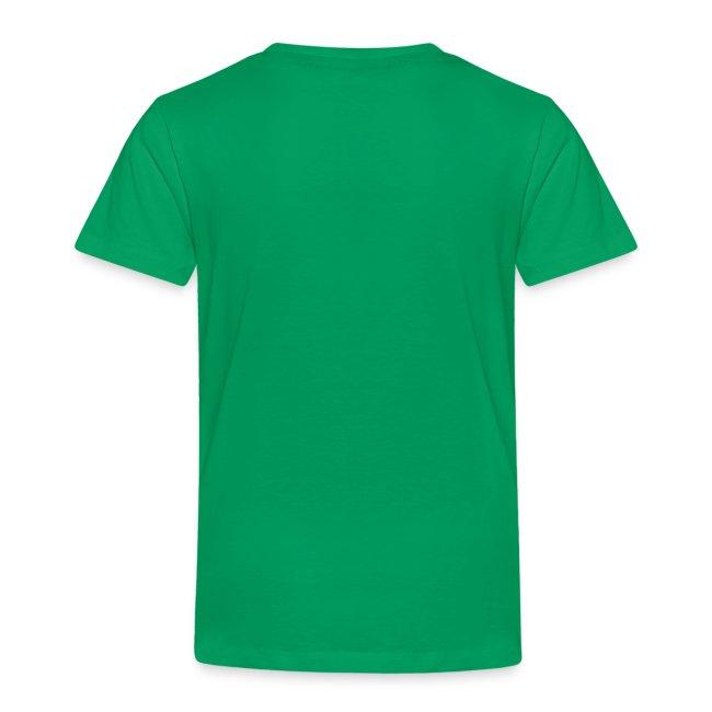 Kids Premium T-Shirt Kelly Green