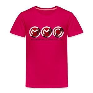 Kids Premium T-Shirt Dark Pink - Kids' Premium T-Shirt