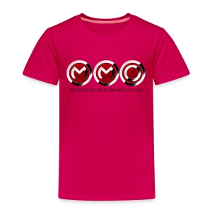 Kids Premium T-Shirt Dark Pink - Kids' Premium T-Shirt