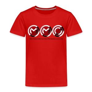 Kids Premium T-Shirt Red - Kids' Premium T-Shirt