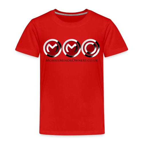 Kids Premium T-Shirt Red - Kids' Premium T-Shirt