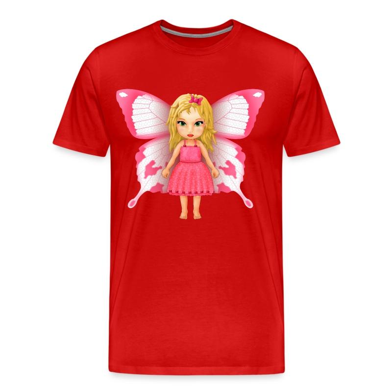 Kleine Elfe / Fee  - Men's Premium T-Shirt